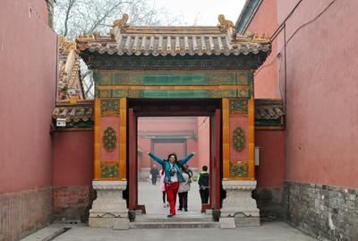 China - Beijing - Day 5 - Forbidden City