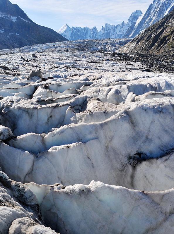 Glacier, Morning Hours