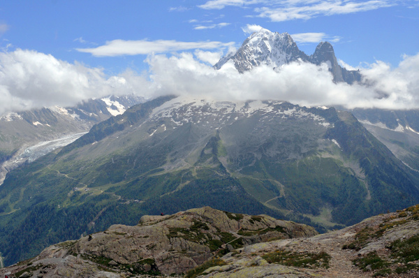 French Alps by Victor Francuzov