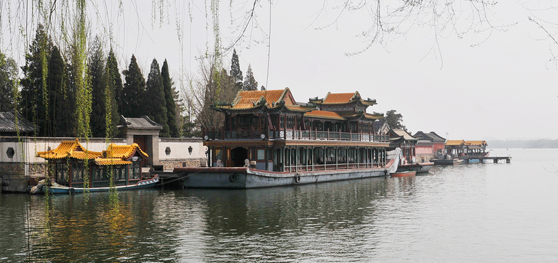 Boats of the Emperor