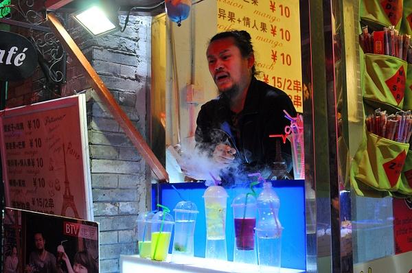 Beijing Alchemist by Victor Francuzov