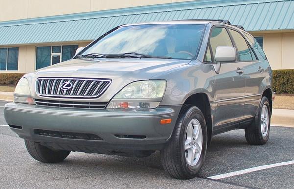 Lexus rx300 by autosales by autosales