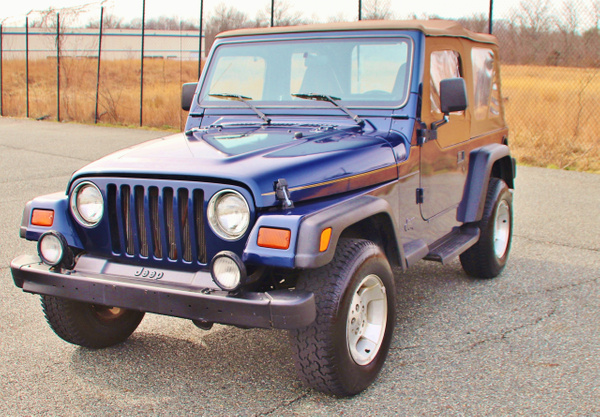 1997 jeep wrangler by autosales by autosales