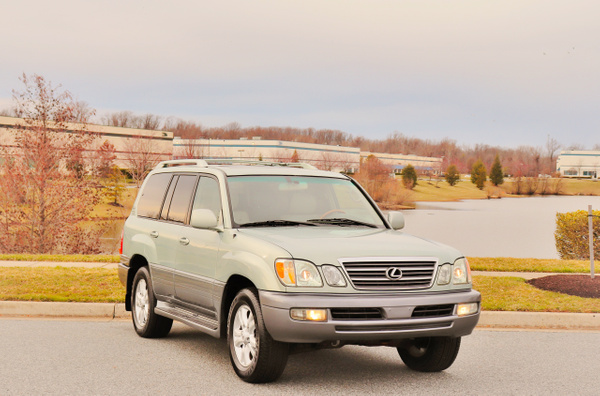 Lx470 by autosales by autosales