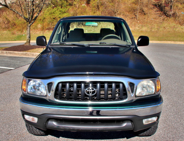 N 2001 TACOMA GREEN by autosales by autosales