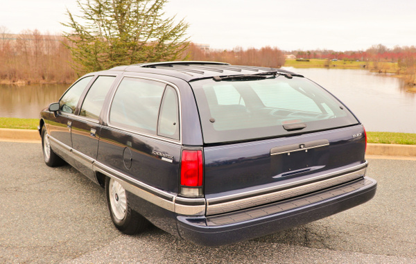 Roadmaster blue by autosales