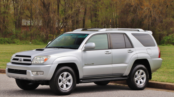 04 4runner by autosales by autosales
