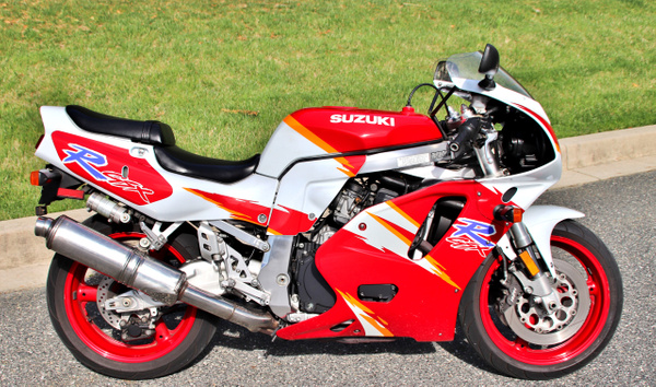 N 1993 GSXR 600 by autosales by autosales