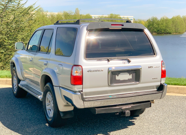 Silver 4runner by autosales