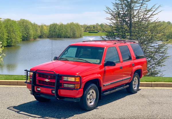 Z71 red by autosales by autosales