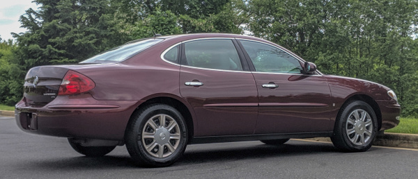Buick lacrosse by autosales