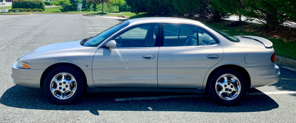 99 oldsmobile intrigue by autosales