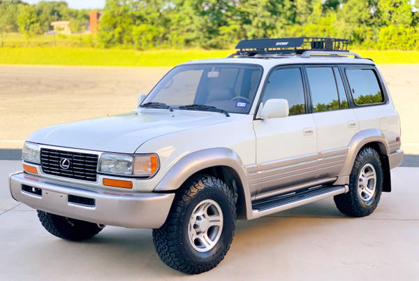 Lx450 by autosales by autosales