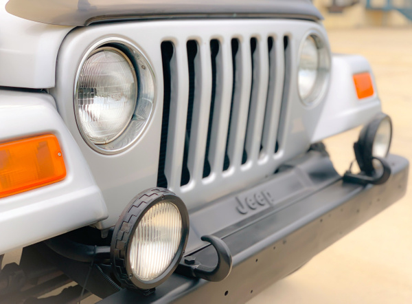 Silver wrangler by autosales