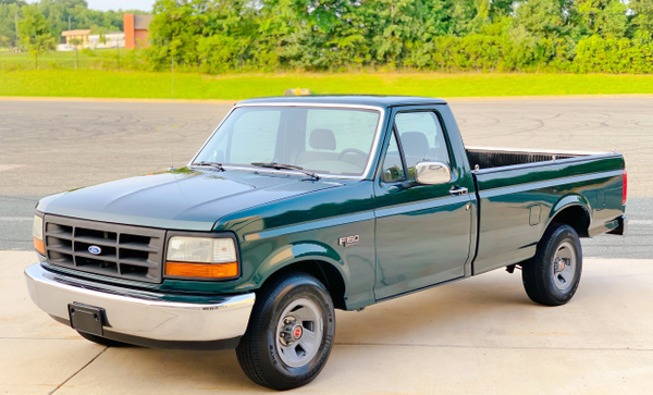 Green f150 by autosales by autosales