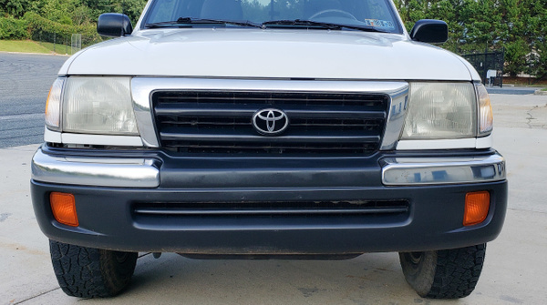N 99 tacoma white by autosales