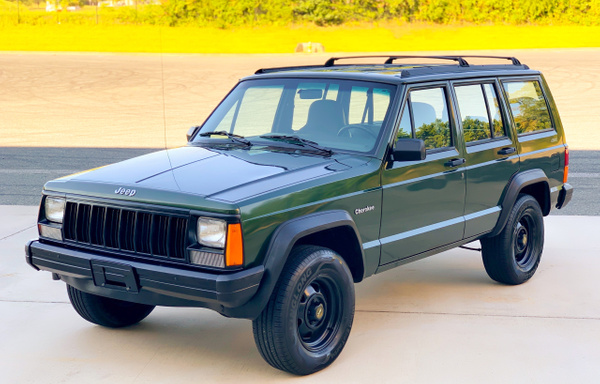 1996 cherokee by autosales by autosales