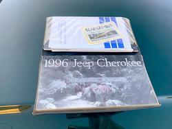 1996 cherokee