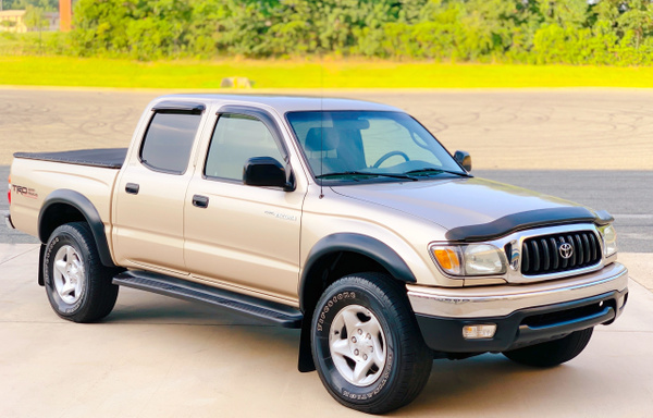 gold tacoma by autosales by autosales