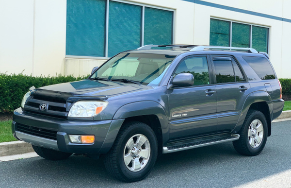 Mar 03 4runner by autosales
