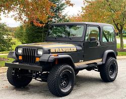 Mar 86 jeep