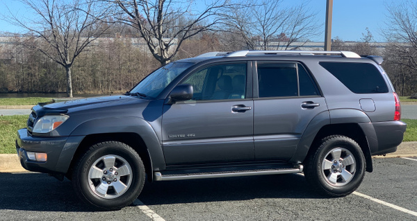 Mar 03 4 Runner by autosales