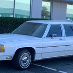 Mar crown vic wagon