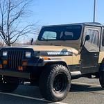 Mar 90 jeep