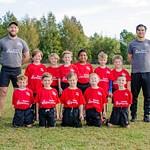 Soccer 2019 Red Wolves