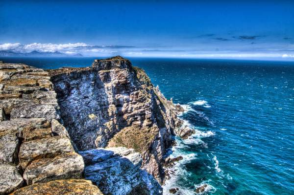 Cape Point cliffs