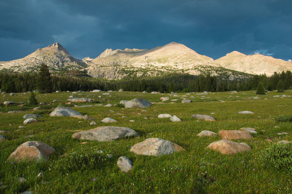 Wind River Range - July 2014 by Ski3pin