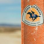 Pony Express Trail Nevada - January 2015