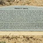 Project Shoal Nevada - April 2016