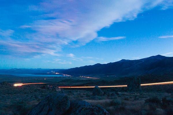 Eastern California's Highway 120 Corridor - September 2016 by Ski3pin