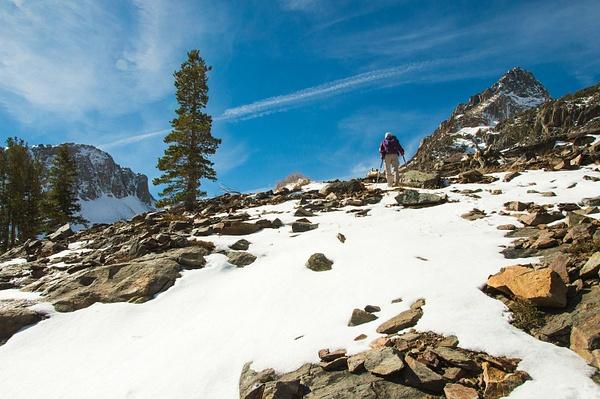 Virginia Pass - October 2016 by Ski3pin