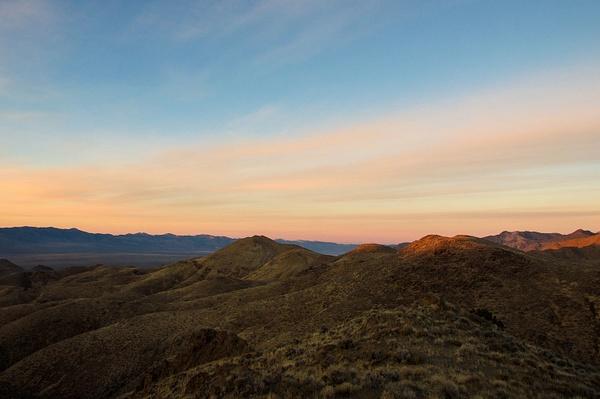 Wonder, Nevada - December 2016 by Ski3pin