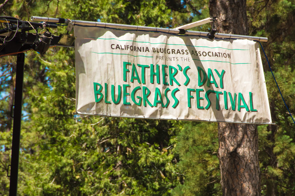Grass Valley Bluegrass Festival - June 2017 by Ski3pin