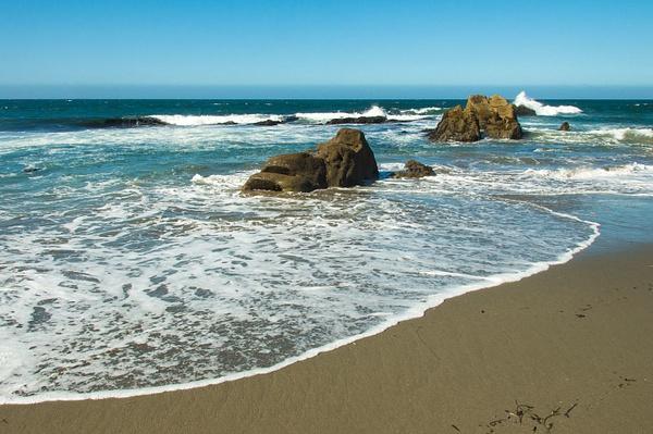 California Northern Coast - September 2017 by Ski3pin