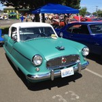 Port Orchard Car Show 2015
