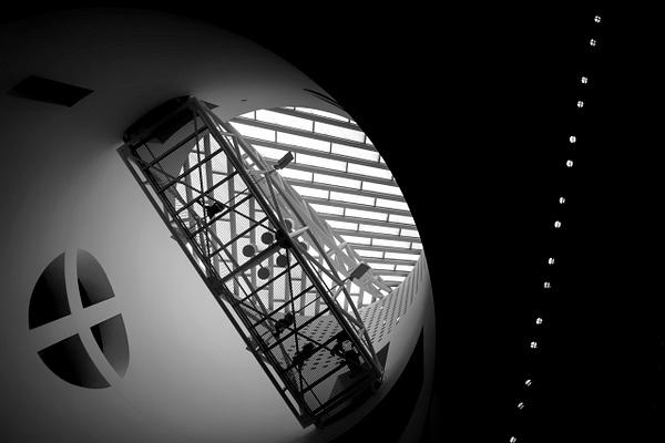 Skybridge by Roxanne Bouché Overton