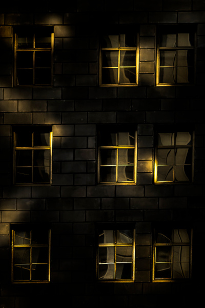 Windows - Abstract Architecture - Roxanne Bouché Overton