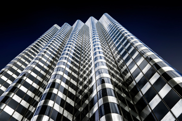 Shaklee Building - Architectural Abstracts - Roxanne Bouche Overton