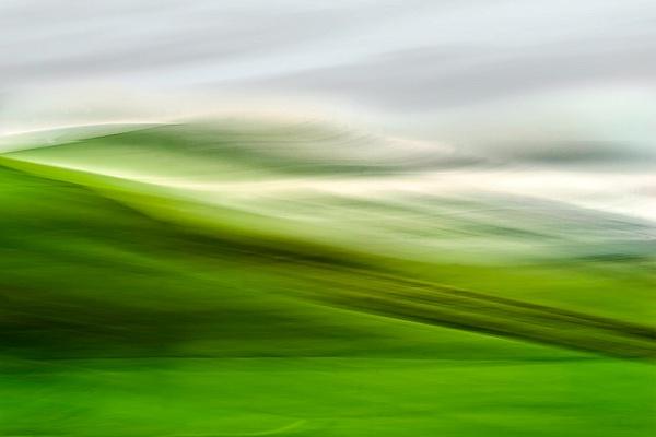 Hills - ICM - Landscape - Roxanne Bouche Overton