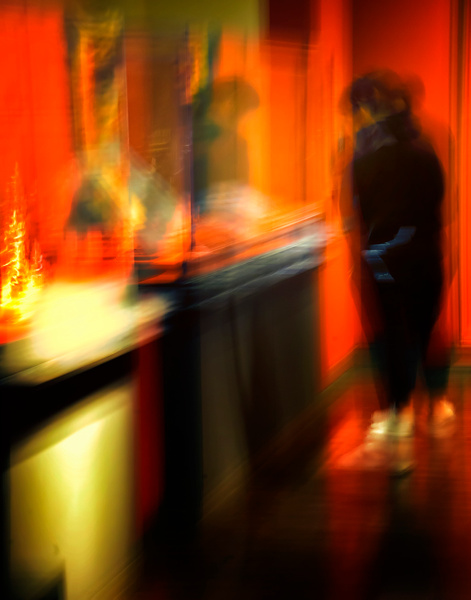 The Asian Museum - ICM -Urban - Roxanne Bouche Photography
