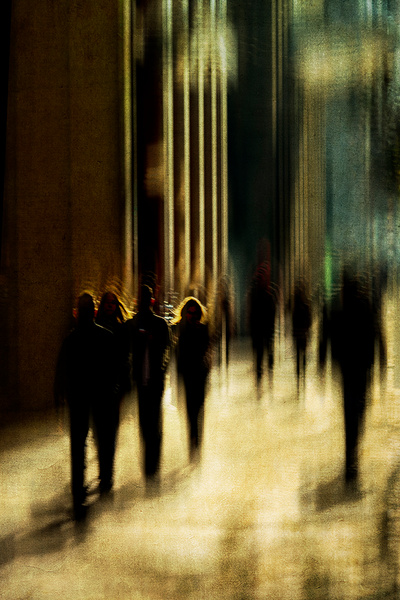 Walkers - ICM -Urban - Roxanne Bouche Photography