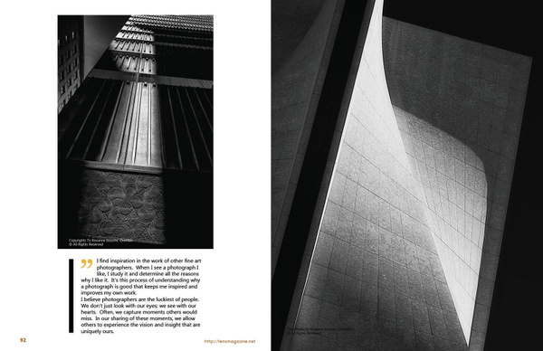 book-01-04 - Lens Magazine BW Issue, December 2017 - Roxanne Bouche Overton
