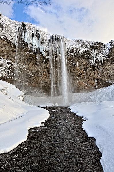 Seljalandfoss, Iceland by Alpha Whiskey Photography