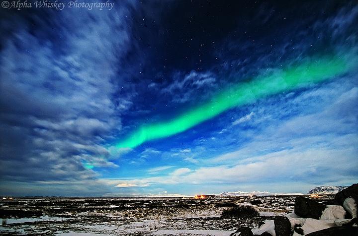 Aurora Borealis, Icleand