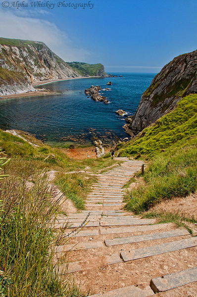 Lulworth by Alpha Whiskey Photography