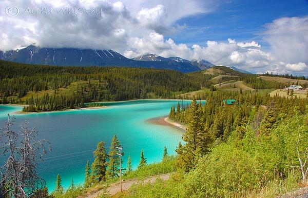 Emerald Lake, Alaska by Alpha Whiskey Photography